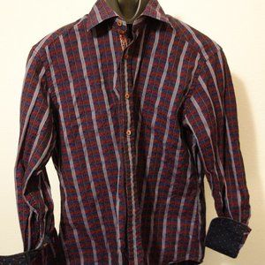 Robert Graham Designer Shirt - S